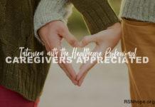 Caregivers Appreciated