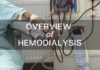 overview of hemodialysis