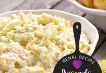 Renal Recipe-Pineapple Coleslaw