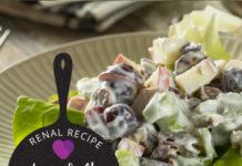 Renal Recipe-Waldorf Salad