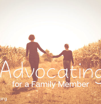Advocating for a Family Member