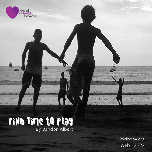 Find Time to Play