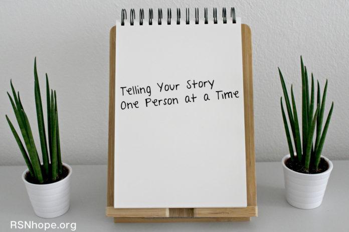 Telling Your Story - kidney disease