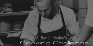 prepare a renal friendly meal