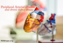 Peripheral Arterial Disease and kidney disease