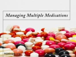 Managing Multiple Medications