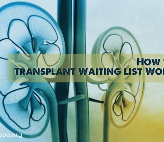 Transplant Waiting List