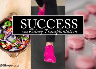 successful kidney transplant