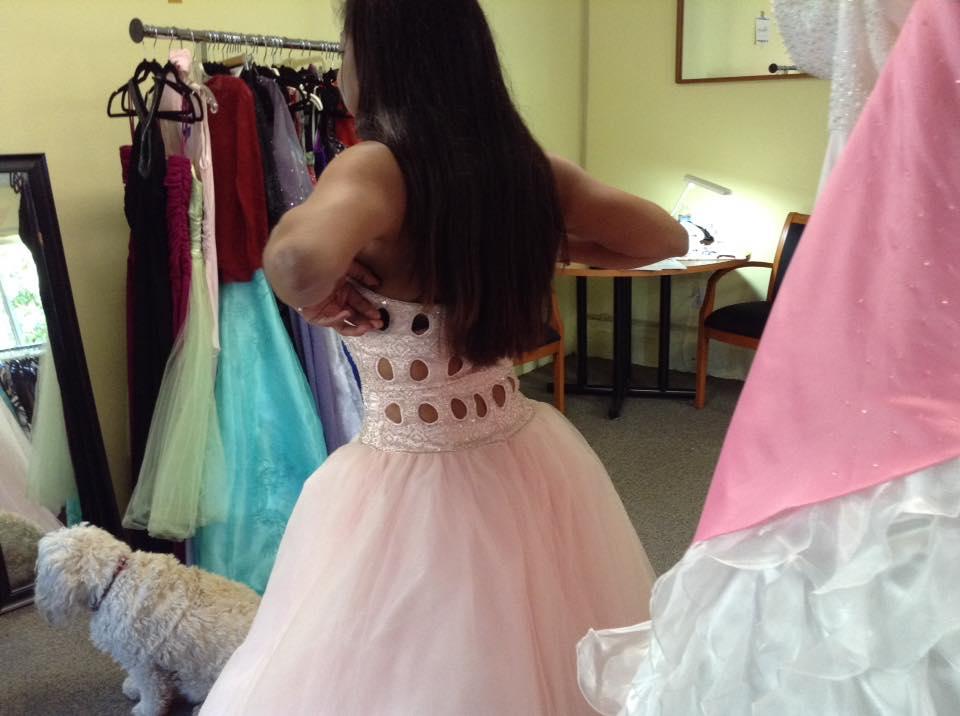 Gabrielle Marquez - renal teen prom