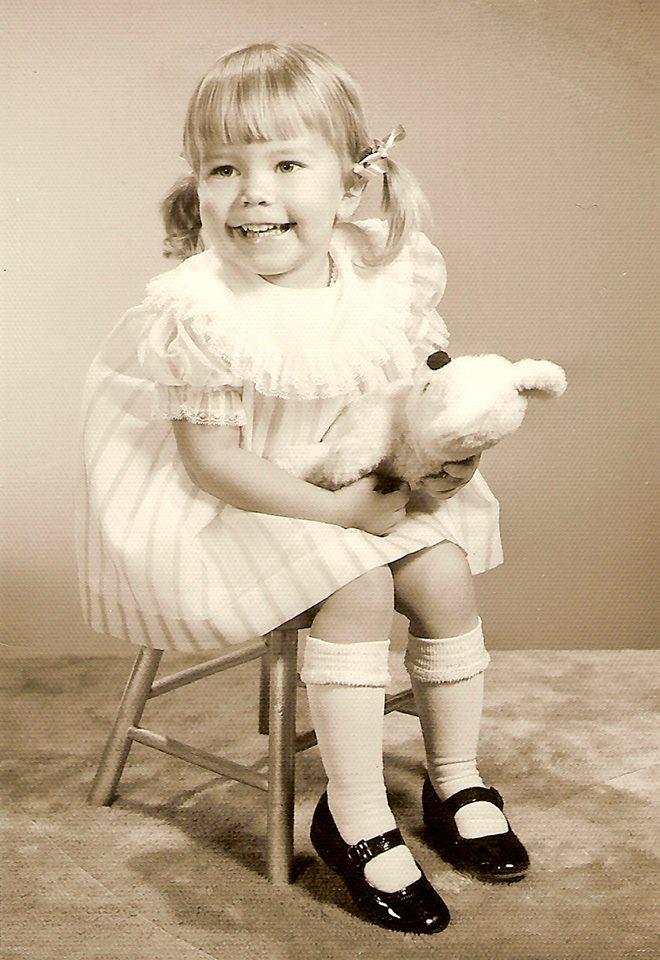 Young Lori Hartwell