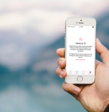 Medical ID Smart Phone App