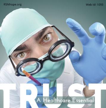 Trust: A Healthcare Essential