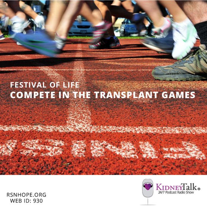 Festival-Life-Transplant-Games-Kidney-Talk