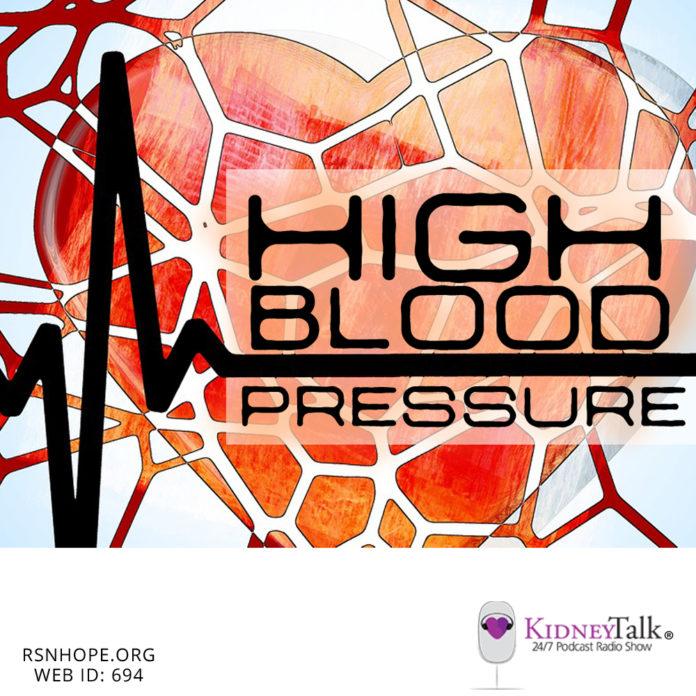 High Blood Pressure-Kidney Talk