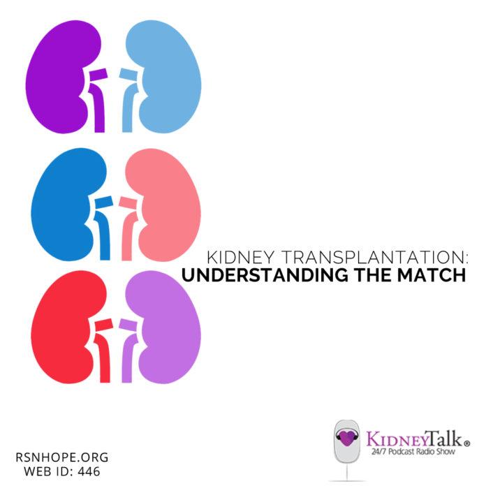 matching donor kidneys