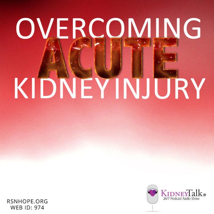 Overcoming Acute Kidney Injury-Kidney-Talk