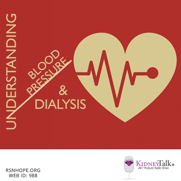 Dialysis and Blood Pressure - kidney talk