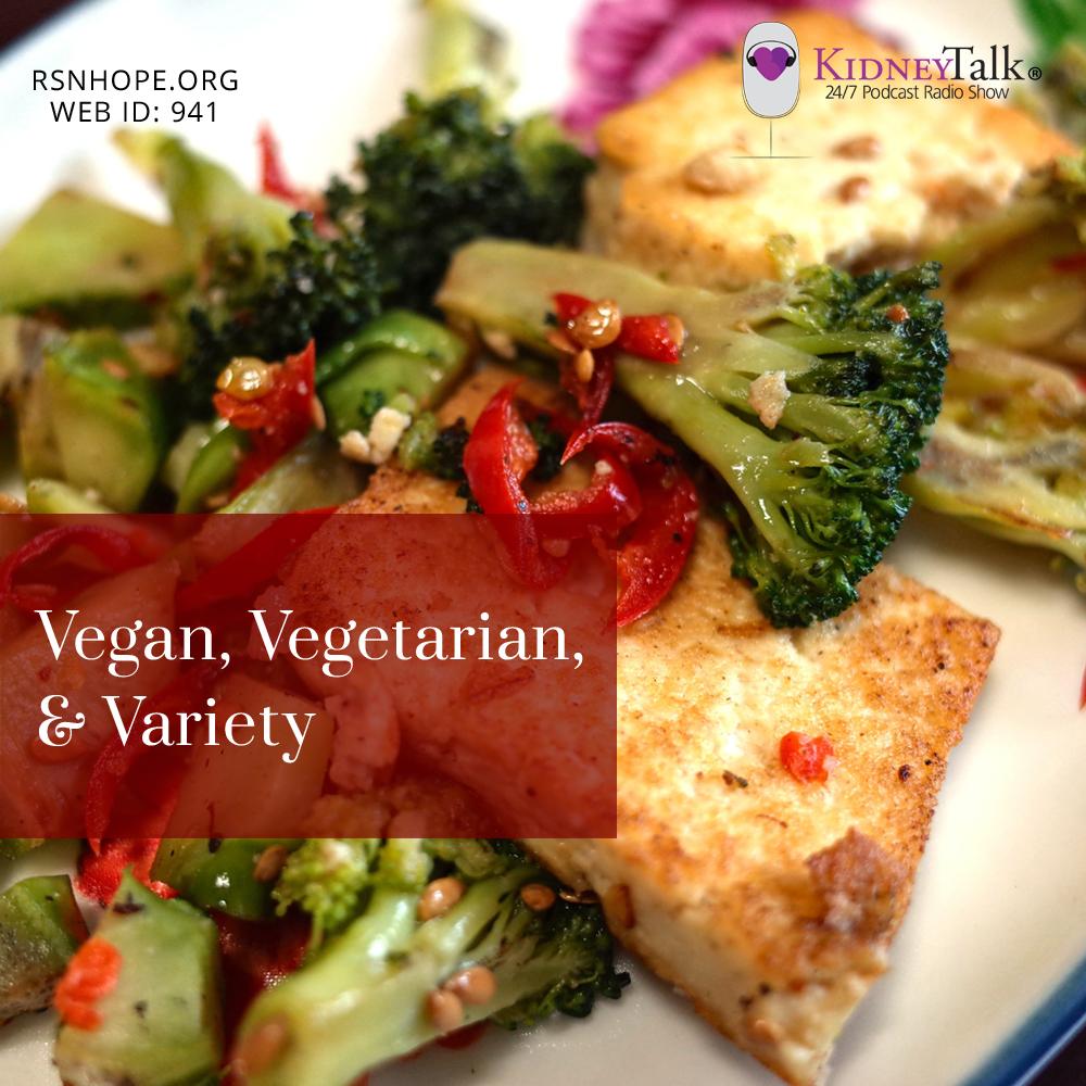 Vegetarian Vegan: Vegan, Vegetarian, & Variety: What You Need To Know