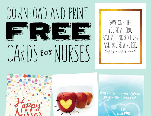 Free Nurse's Week Greeting cards