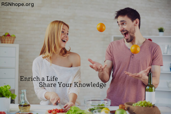 renal diet - kidney diet - Enrich a Life- Share Your Knowledge