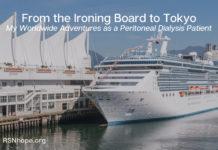 Travel Peritoneal Dialysis Patient