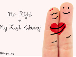 donating a kidney to a spouse