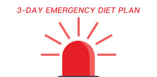 3-Day Emergency Diet Plan-Preparing for Emergencies