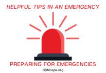 Emergency Guide for people o dialysis - Helapful Tips in an Emergency-Preparing for Emergencies