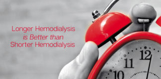 Longer Hemodialysis is Better than Shorter Hemodialysis