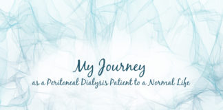 Peritoneal Dialysis Normal Life
