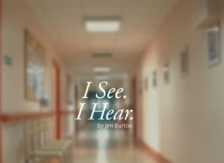 I see I hear