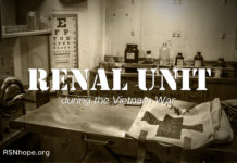 Renal Unit During the Vietnam War