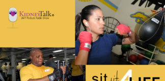 SitFit - kidney talk