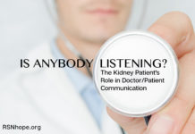 Doctor Patient Communication