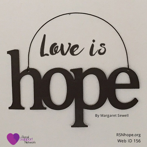 Love is Hope