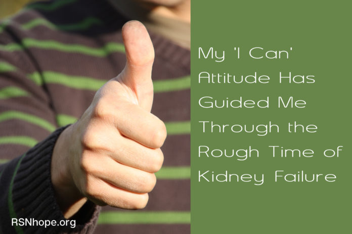 My I Can Attitude - Jim Dineen
