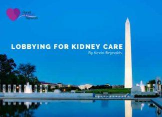 Lobbying for Kidney Care