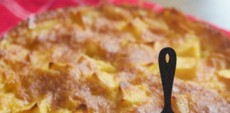 Renal Recipe- Apple Cake