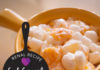 Renal Recipe-Cool Coconut Marshmallow Salad