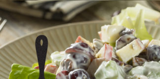 Renal Recipe-Waldorf Salad