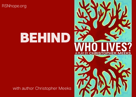 who lives by Christopher Meeks - book cover -2