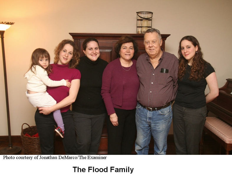 Advertising for a Kidney - The Flood Family - Jennifer M Flood