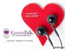 KidneyTalk Arriving in June