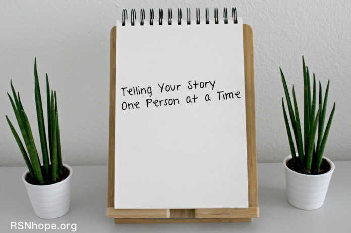 Telling Your Story - kidney disease