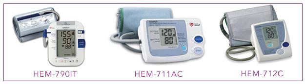 Blood-Pressure-Monitor-Review-HEM-712C-711AC-790IT