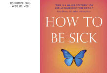 How to be sick - Toni Bernhard