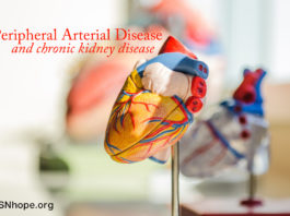 Peripheral Arterial Disease and kidney disease