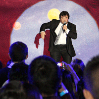 jack black 12th annual renal teen prom