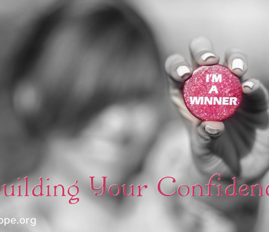 Building Your Confidence