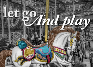 let go and play -2011 essay